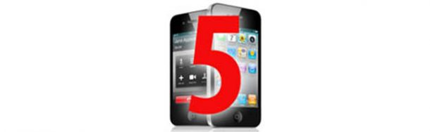 Apple's iPhone 5 might see a launch in September 2011