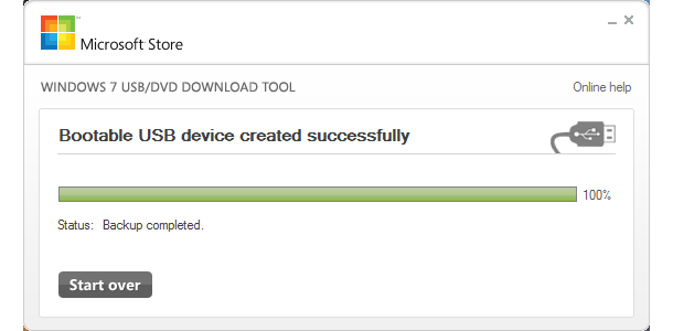 Windows Bootable Usb Flash Drive - 08