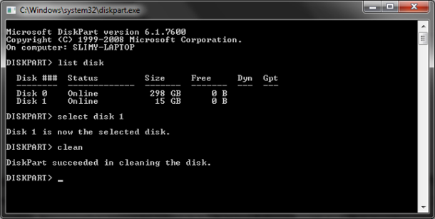 Windows Bootable Usb Flash Drive - 10