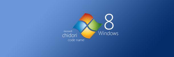 Windows 8 Developer Preview Download